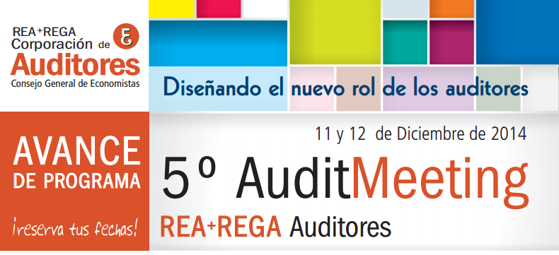 5º Audit Meeting en donde participa Gregotio Labatut