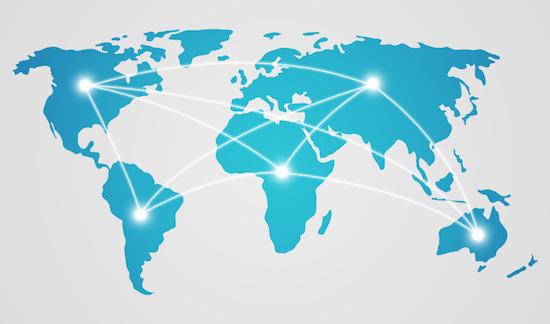 Blanqueo de capitales Internacional